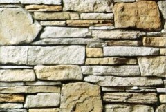 Cultured Stone And Brick Veneer